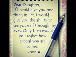 For my sweet Daughter and Granddaughter