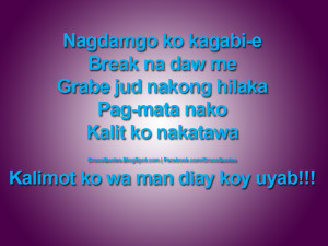 Romantic Inspirational Love Quotes Pinoy Jokes Bisaya