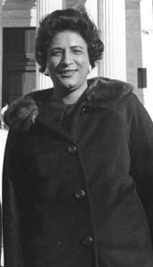 LDF Lawyer Constance Baker Motley