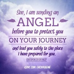 Thank you for sending me an Angel for my new Journey in Life.... More