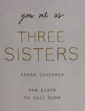 Three Sisters Three Journeys: Three Founding Sisters: Jennifer Don ...