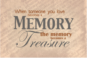 Quotes About Memories HD Wallpaper 5