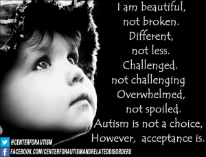 Autism & Asperger's: video & quotes