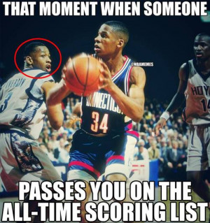 Yesterday, Ray Allen PASSED Allen Iverson for 21st on the All-Time ...