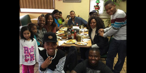 Sarah Jakes Brings New Family to Dallas for Christmas