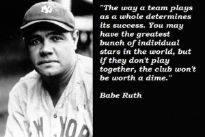 Babe ruth famous quotes 1