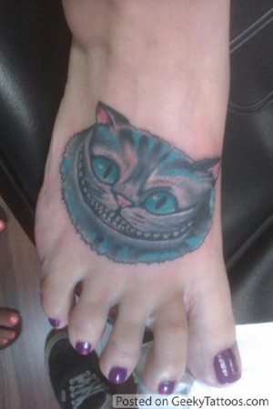 Absolom alice in wonderland quotes quotesgram for Tattoo lafayette indiana