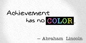 Abraham Lincoln Anti-racism Quote