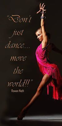 ... NY when in NY) - Dance Quote #dance #lovedance #dancequote #fierce