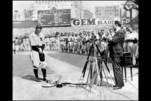 Lou Gehrig Picture Slideshow