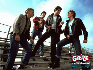 Grease the Movie Grease