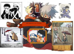 Related Pictures obito and kakashi