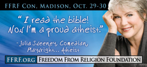 ... (Deism) / Numerous Groups Unveil Clever Atheist Billboard Campaigns