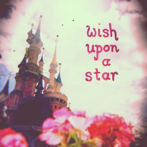 ... for this image include: wish, disney, disneyland, flowers and girly