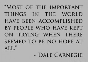 More like this: dale carnegie , world and quotes .