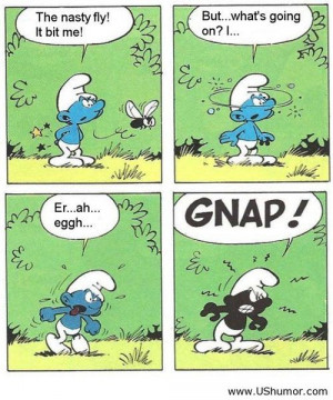 Black smurf US Humor - Funny pictures, Quotes, Pics, Photos, Images