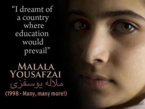Malala Yousafzai's Best