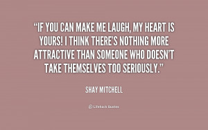 you make me laugh quotes