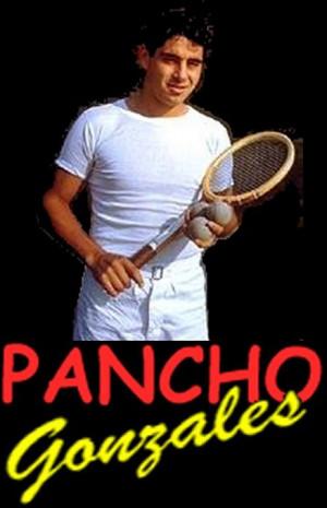 Raquette de tennis en bois des années 60, Pancho Gonzales, en bon ...