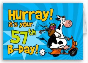 Happy 57th Birthday 01