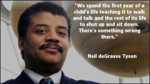 Neil DeGrasse Tyson - Education