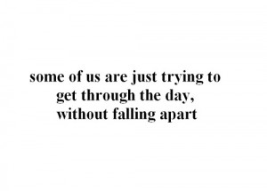 quotes about relationships falling apart