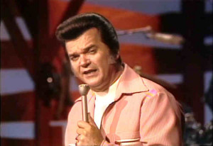 Country Singer Conway Twitty