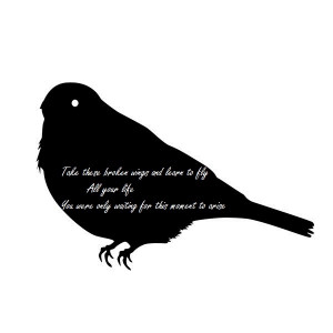 Blackbird by: The Beatles.