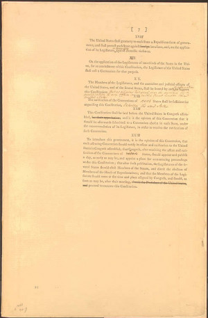 ... for federal office holders ultimately incorporated into article