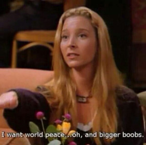 Phoebe quotes   FRIENDS quotes