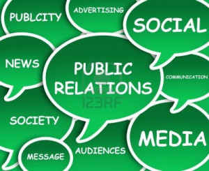 Public relations, marketing, and advertising are NOT the same thing ...