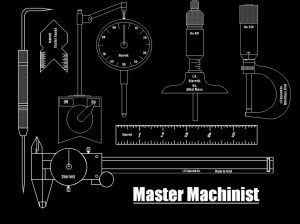 Machinist Tools Image