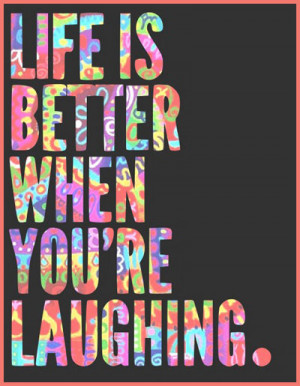 Thankful Tuesday: Be thankful for laughter