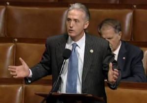 """Rep. Trey Gowdy: """"I'm going to read a quote, and then you tell me ..."""