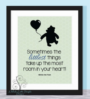 , Quotes Typographic, Pooh Bear, Winnie The Pooh Quotes Baby, Nursery ...