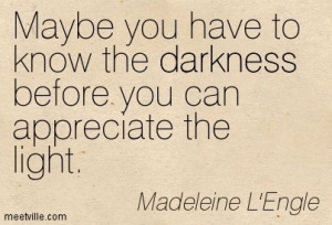 Quotes of Madeleine L'Engle