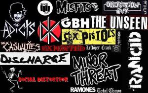 punk bands Image