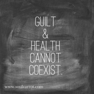 Guilt Guilt is a funny thing.