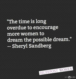 The time is now! #quote #empower #women