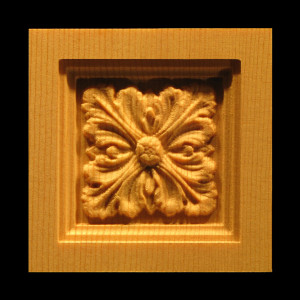 Acanthus Wood Carving Patterns