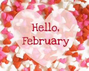 greetings bloggy february fans february isn t a bad month if it isn t ...
