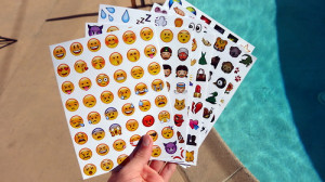 emoji stickers! I was looking for them sooo long tbh