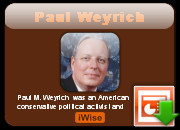 Paul Weyrich quotes