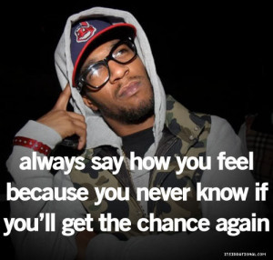 kid cudi quotes, best, sayings, say, how you feel | Inspirational ...
