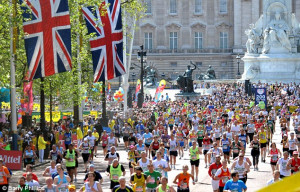 ... Thousands of runners will take part in this Sunday's London Marathon