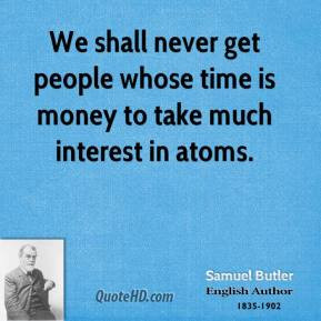Time is money says the proverb, but turn it around and you get a ...