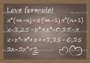 Cute Love Math Quotes The background (this picture