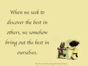 reading quotes on helping others