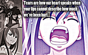 Tears are how our heart speaks when your lips cannot describe how much ...
