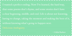 Gilda Radner's quote #4